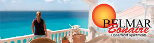 Belmar Oceanfront Apartments ~ Bonaire