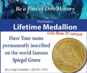 Key Largo Speigal Grove Medallion