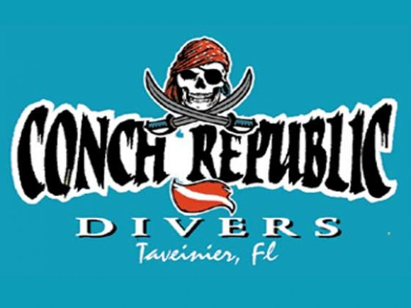 Conch Republic Divers Logo