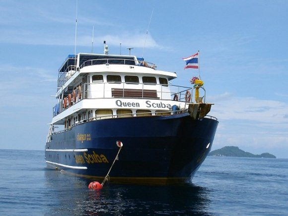 Queen Scuba Liveaboard